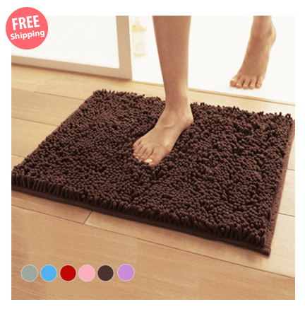 $18 for an Absorbent Bath Mat $18.00 down from $36.00