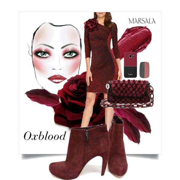 Hot Color Trend: Marsala