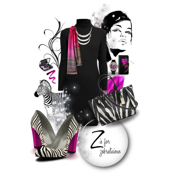 Zebra Print:  Always in Style
