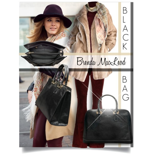 Brenda Macleod: Black Bag