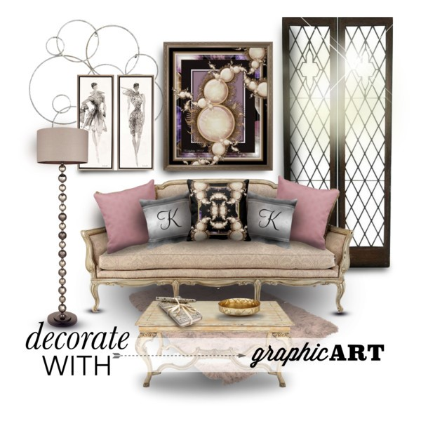 Decorate with Graphic Art