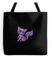 kitty tote