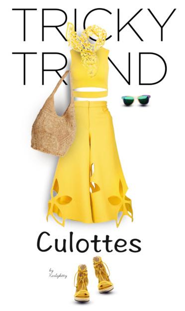 Culottes Trend