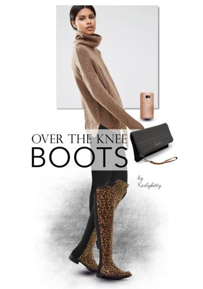 On Trend – Over the KneeBoots